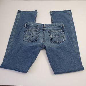 Habitual Jeans Women Blue Size 28